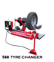 588 TYRE CHANGER